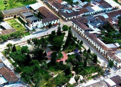 casco urbano de la argentina huila