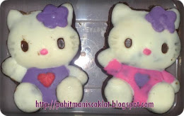 CONTOH COKLAT HELLO KITTY