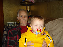Another Pic of Pappy & Landon