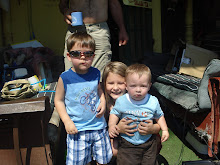 Billy,Sky, Landon
