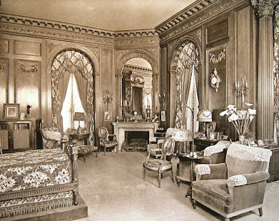Mansions of the gilded age second floor master bedroom the william a salomon townhouse at 1020 for 130 william street 5th floor