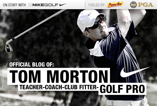 The Official Blog of Tom Morton