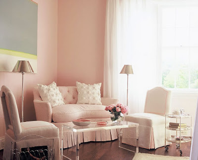 the pink washingtoniette pale pink bedroom