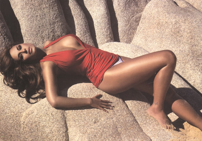 Thought differently, Galilea montijo imagenes hot
