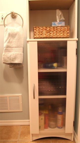Sohl Design Creative Bathroom Storage For Small Spaces