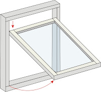 Sanjeevan co for Operable awning windows