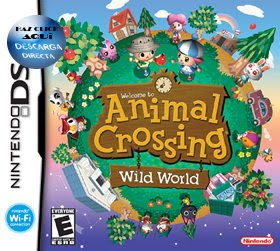 Descargar nds - Animal Crossing Wild World