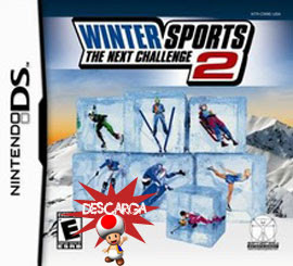 Roms nds - Winter Sports The Next Challenge 2