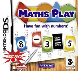 Roms Nds - Maths Play - Have fun With numbers