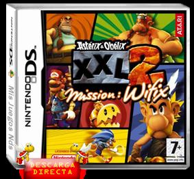 espalnds roms ds Axterix & Obelix XXL 2 - Mission: Wifix