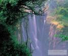 водопад парка Ауграбис