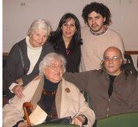 """MIRUH ALMEIDA y un nuevo libro """"Caballos Blancos""""."""