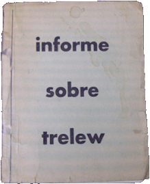 Informe Trelew