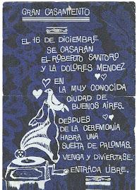 El casamiento de un Poeta