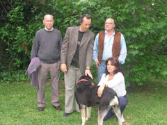 Preler, Moro, Pallaoro, Núñez y Basho