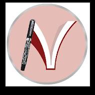 الشعار الرسمي للمؤلفة ناديــة