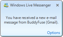 DownloadNews | BuddyFuse - Integrated GTalk, Twitter, Hyves in Windows Live Messenger
