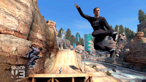 DownloadNews | New Skate 3 Screenshots