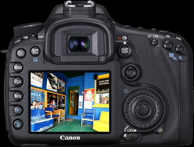 DownloadNews | Canon Releases Firmware Update For EOS 7D