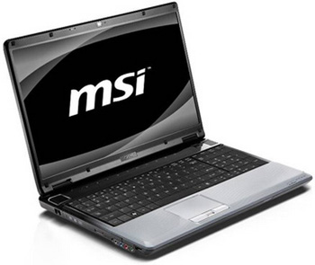MSI GE603 15.6-Inch Gaming Notebook