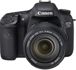 Canon EOS 7D Firmware 1.2.3 Released
