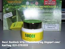 SUCCI - SUNBLOCK