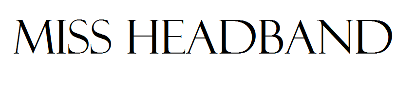 Miss Headband