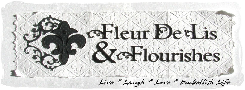 FleurDeLis and Flourishes