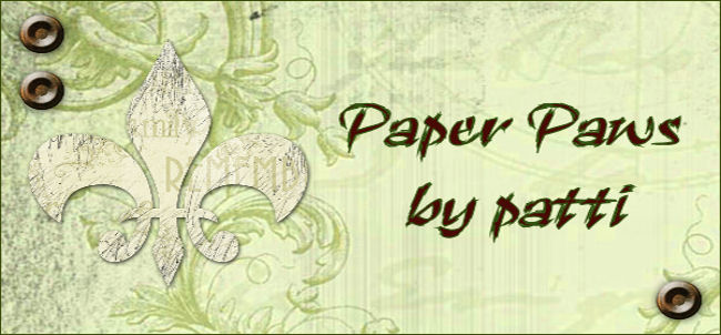 Paper Paws by patti