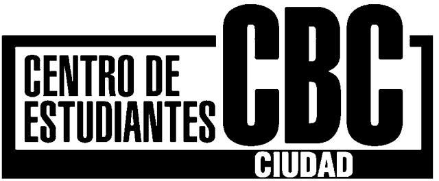 Centro de Estudiantes CBC Ciudad