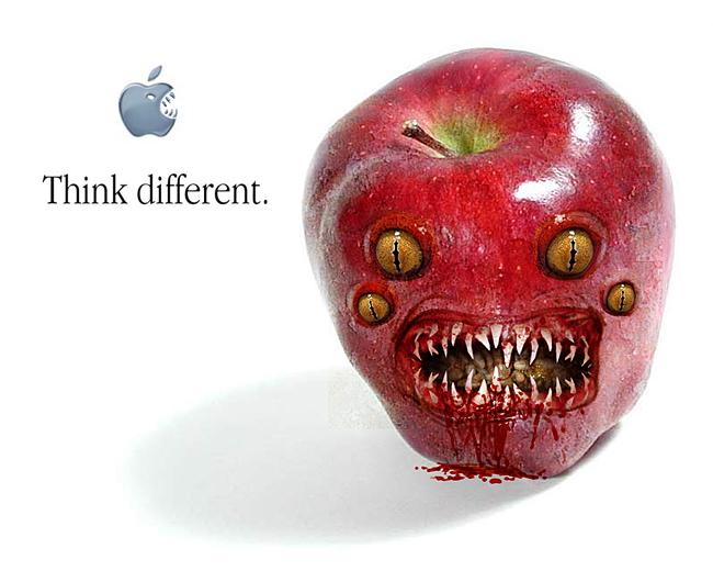 Présentation de Professeur Felyne de la horde de l'orugaron Think_different_apple_monster