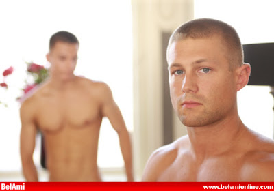 Bel Ami Online presents The Peters Twins & Bobby Clark