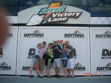 Nascar at Daytona Beach