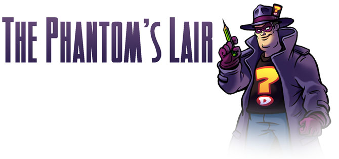 The Phantom`s Lair
