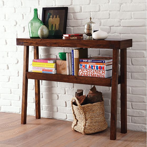 Foyer Table West Elm : One find at a time entryway tables