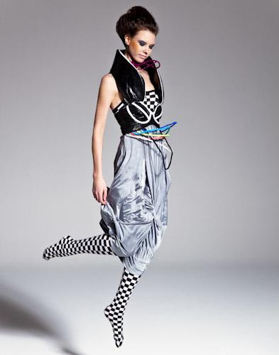 Ben Herman Fashion Studio Shoot