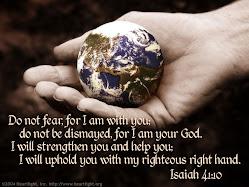 Fear Not!!!