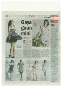 We Have Been Featured!!!Zillion thanxx to Hidayah n Kak Su.. :)