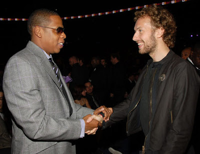 jay z chris martin Coldplay ft. Jay Z   Lost