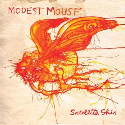 ModestMouseSatSkin Modest Mouse   &quot;Guilty Cocker Spaniels&quot;
