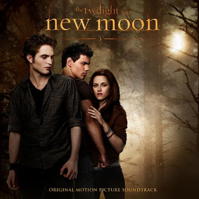 twilight Twilight: New Moon Soundtrack Revealed