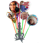 Personalized PHOTO BALLOONS