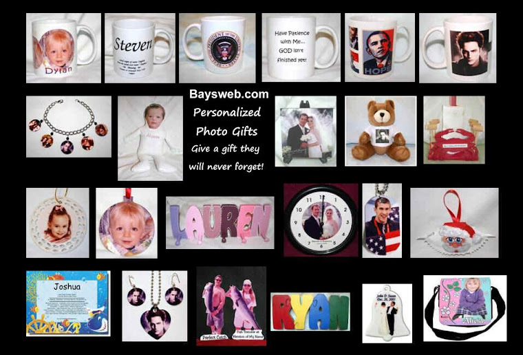 Personalized Gifts Made From Your Photos
