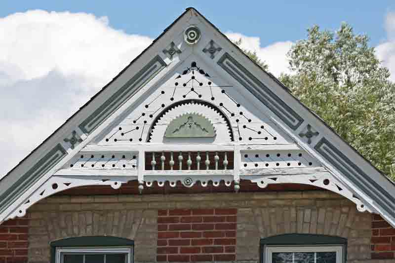 Gingerbread Architectural Trim : Yummy gingerbread you can t eat on pinterest