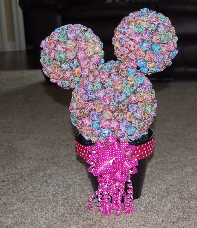 Minnie Mouse Party Decorations Ideas