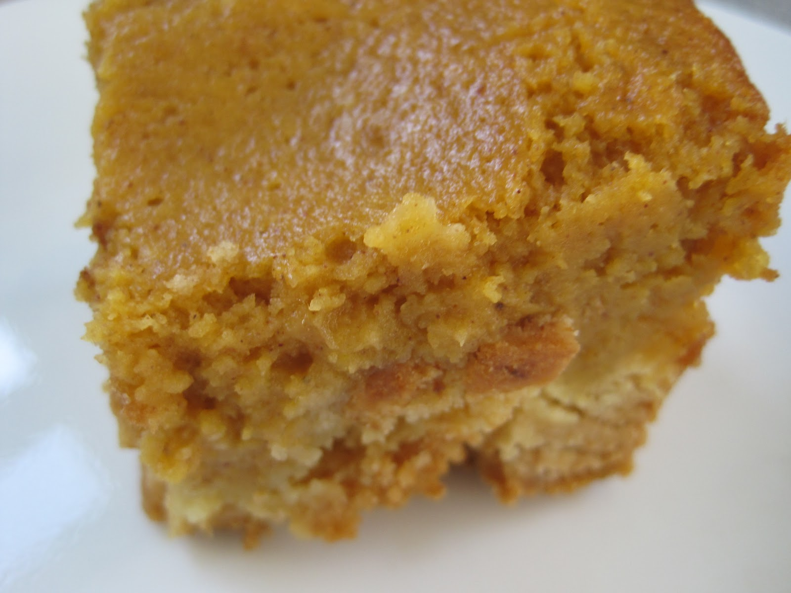SUNDAY BAKER: Pumpkin Butter Cakes