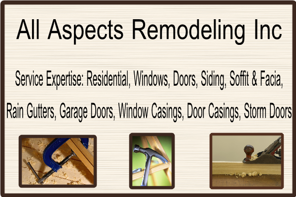 All Aspects Remodeling Inc