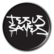 "jesussaves 1.5"" Button"