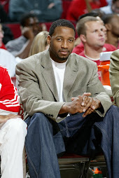 T-Mac In Street Clothes