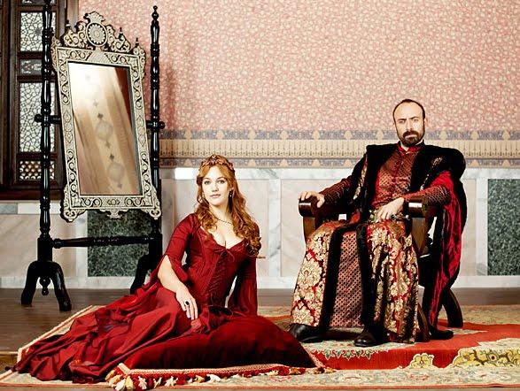 Muhteşem yüzyıl dizisinde kanuni sultan süleyman ı halit ergeç